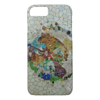 Gaudiの花 iPhone 7ケース