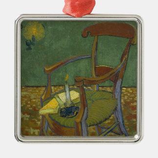 Gauguinの椅子 メタルオーナメント