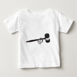 GavelAndEngagementRing071611 ベビーTシャツ