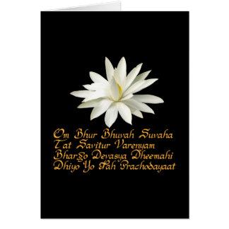 Gayatriの信念 カード
