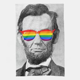 Gaybrahamリンカーン キッチンタオル
