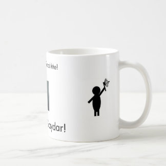 、gaydar gaydar、私をだましません! … -カスタマイズ コーヒーマグカップ