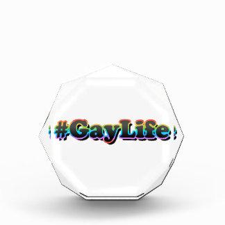 #GayLife 表彰盾
