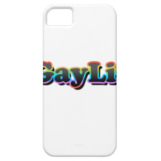 #GayLife iPhone SE/5/5s ケース