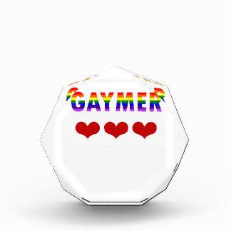 Gaymer (v1) 表彰盾