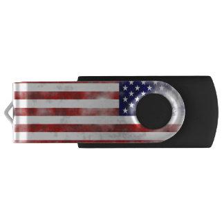 GB黒い米国の銀、16 USBフラッシュドライブ
