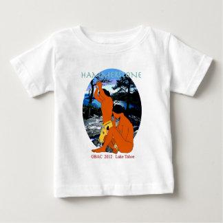 GBAC TahoeのTシャツのHammerstone 2012年 ベビーTシャツ