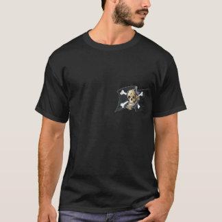 GCF-Bustinのスカル Tシャツ