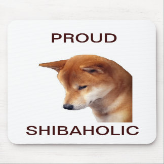 GCH Shibaのマウスパッド マウスパッド