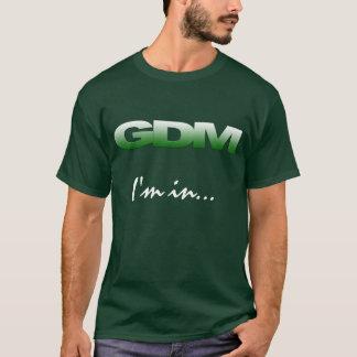 GDM、私はありますに… コミュニティ! Tシャツ