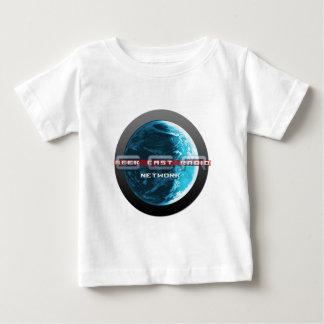 GeekCastの無線ネットワーク ベビーTシャツ