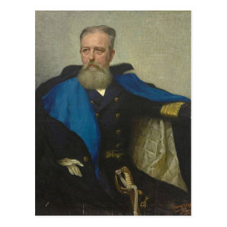 Geissler海軍大将 ポストカード