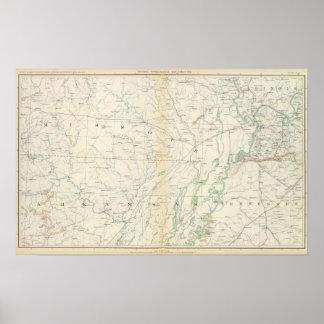 GENの地図XVIII ポスター