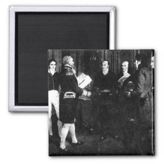 Gen.アンドリュー・ジャクソン。  ニュー・オーリンズの英雄。 181 マグネット
