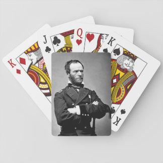 Gen.ウィリアムT. Sherman_Warのイメージ トランプ