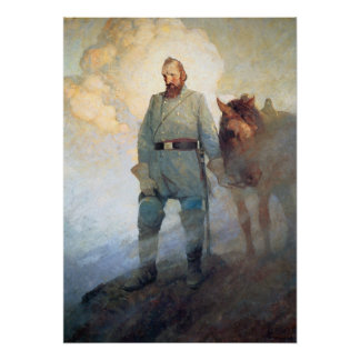Gen.ストーンウォールジャクソン ポスター
