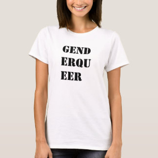 GENDERQUEER Tシャツ