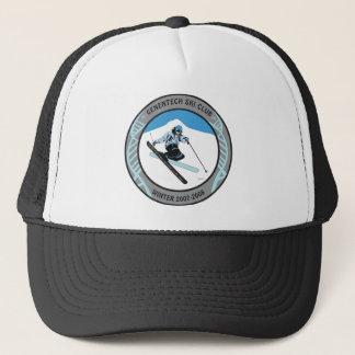 Genentechのスキークラブトラック運転手の帽子 キャップ