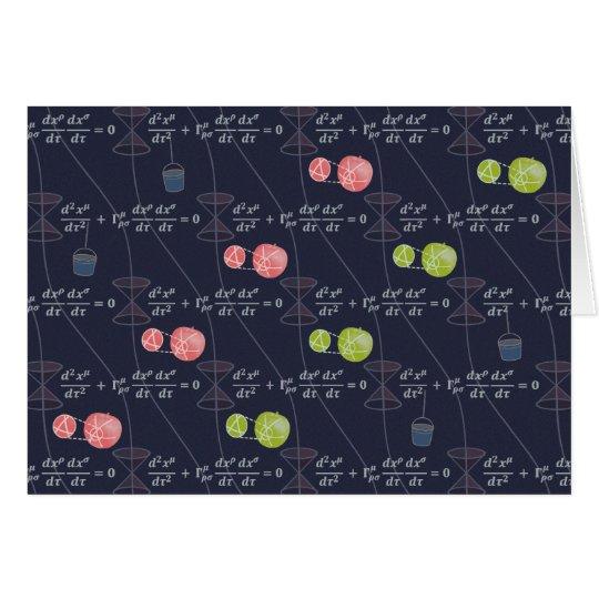 General Relativistic Universe カード