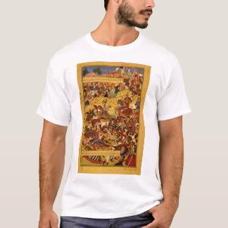 GenghisがPower_The東洋に勝つ戦い Tシャツ