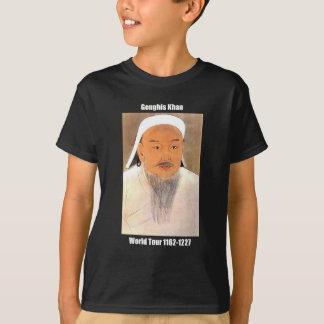 Genghis Khanの世界旅行 Tシャツ