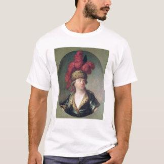 Genghis Khanの役割のLekain俳優 Tシャツ