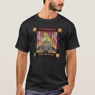 Genghis KHANのTシャツ Tシャツ
