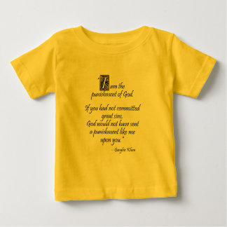 Genghis Khan… ベビーTシャツ