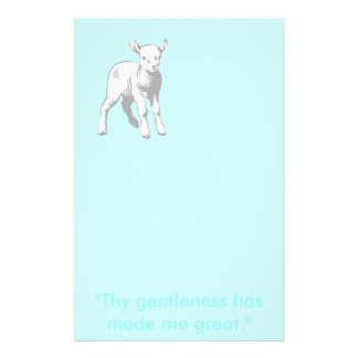 Gentlenessの文房具 便箋