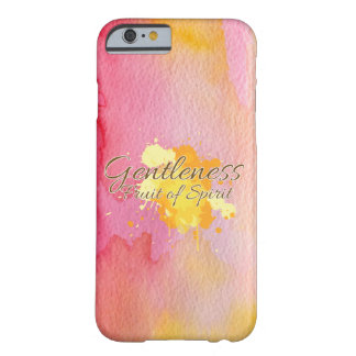 Gentleness、精神のフルーツ Barely There iPhone 6 ケース