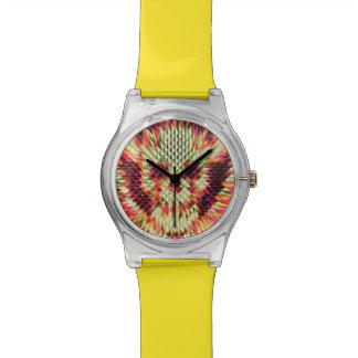 Geoのスカル 腕時計