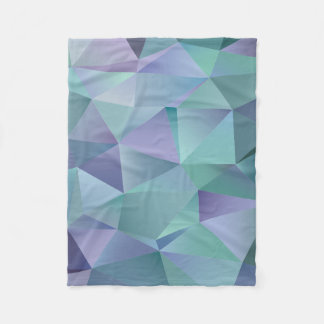 Geoの水晶毛布 フリースブランケット