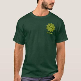 GeoCacherのmuggle防止のワイシャツ Tシャツ