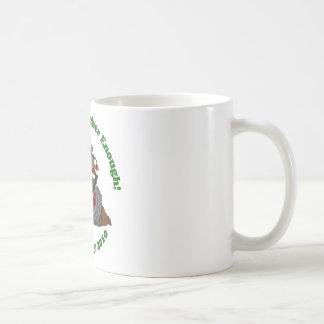 Geocacher十分な2010年の道の再結集 コーヒーマグカップ