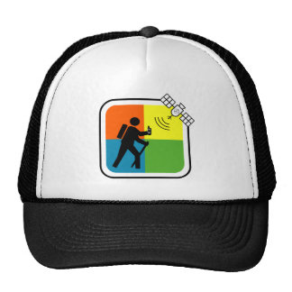 GeoCacher 帽子