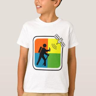GeoCacher Tシャツ