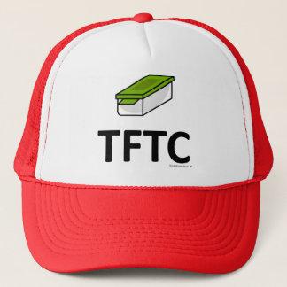 Geocaching - TFTC キャップ
