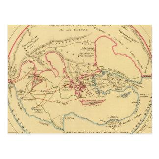 Geographie des Grecsの原住民 ポストカード