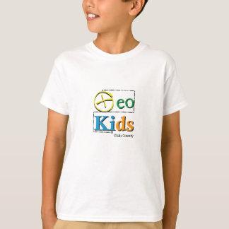 GeoKids UTCoは無くなったティーを得ます Tシャツ
