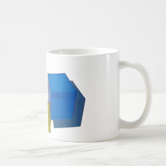 GeometricShapes021411 コーヒーマグカップ
