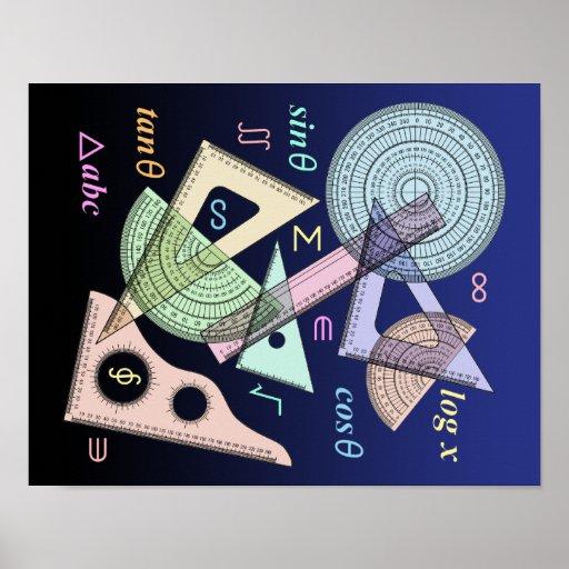 Geometry ポスター