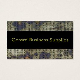Gerardビジネス供給 名刺