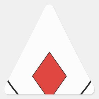 Gerard 三角形シール