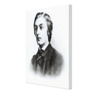 Gerard Manley Hopkins キャンバスプリント