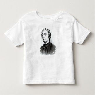 Gerard Manley Hopkins トドラーTシャツ