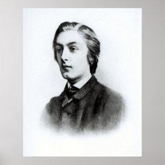 Gerard Manley Hopkins ポスター