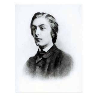 Gerard Manley Hopkins ポストカード