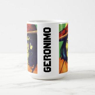 Geronimoのマグ コーヒーマグカップ