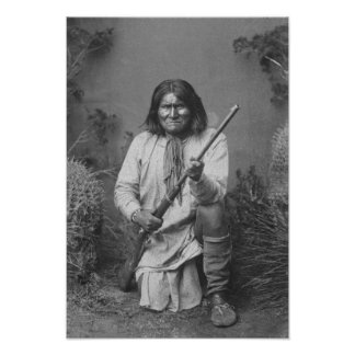 Geronimoポスター ポスター