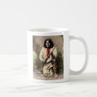 Geronimo コーヒーマグカップ